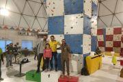 campionato regionale Puglia BOULDER c/o la palestra K2