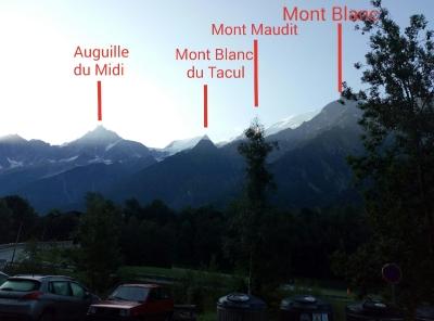 Bianco tre monti